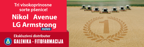 Galenika fitofarmacija pšenica